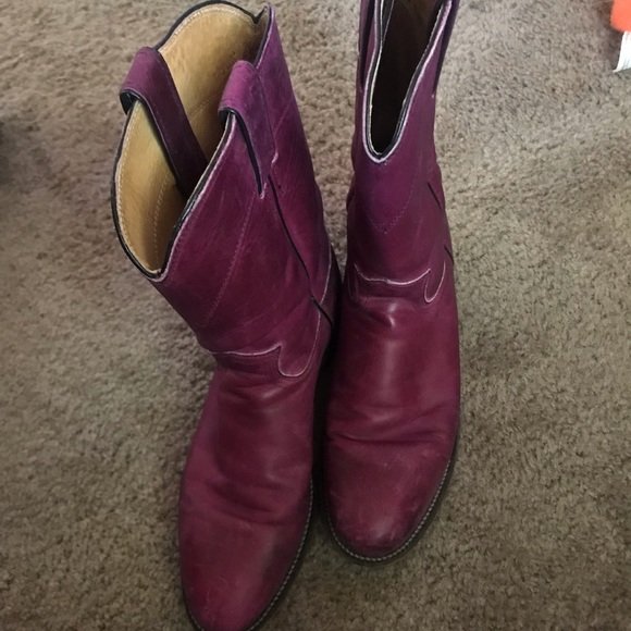 Woman's Justin Boots